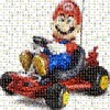 Mario en Photo-Mosaïque