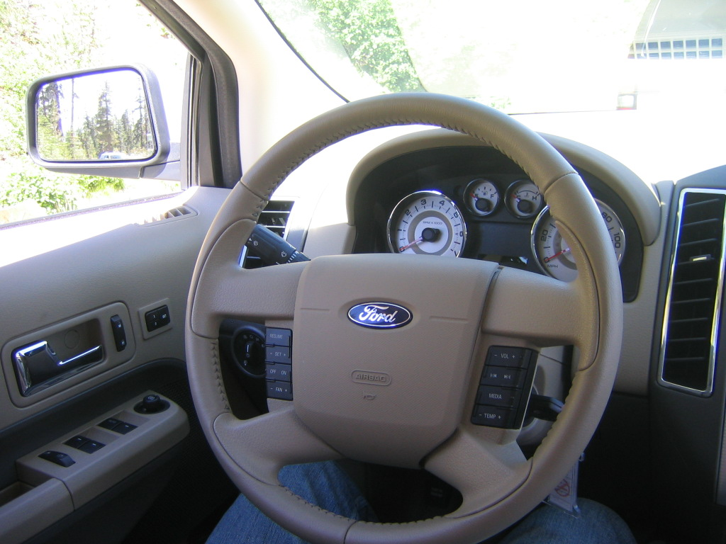 The Interior Is Muted Wind Engine And Road Noise Intruding Into The Cabin Are Minimal And Generally Pleasant Except With The Vista Roof Is Open When