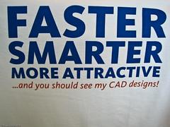 Faster Smarter More Attractive