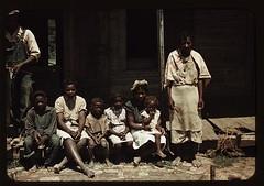 Bayou Bourbeau plantation, a FSA cooperative, ...