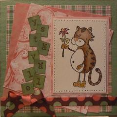 Valentine DT card