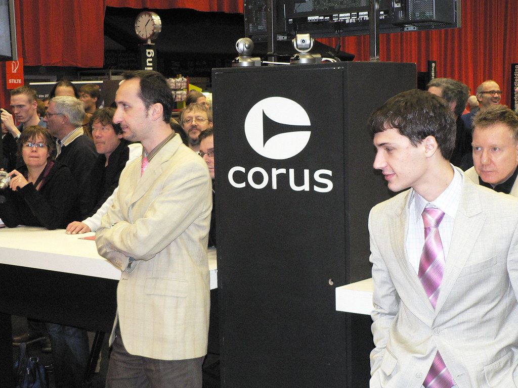 Topalov and Cheparinov