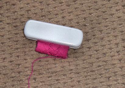 Cheapo sock case