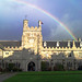 ucc quad & rainbow