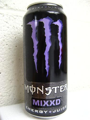 Monster Energy Drink Guru