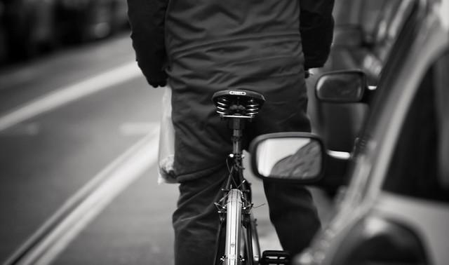 Berlin - Radfahrer