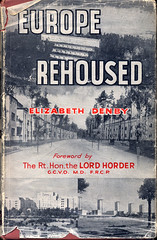 Europe Rehoused cover