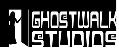 Ghostwalk Studios Logo (faith goble) Tags: door art halloween illustration studio advertising logo graphicdesign artist photographer ghostwalk graphic bluegrass drawing kentucky ky label faith ghost creativecommons poet writer illustrator vector adobeillustrator bowlinggreenky goble bowllinggreen faithgoble grafixer ccbyfaithgoble gographix faithgobleart