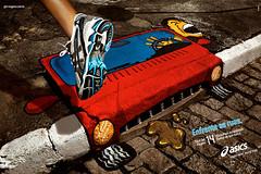 Campanha do Tênis Feminino da Asics por SAO!