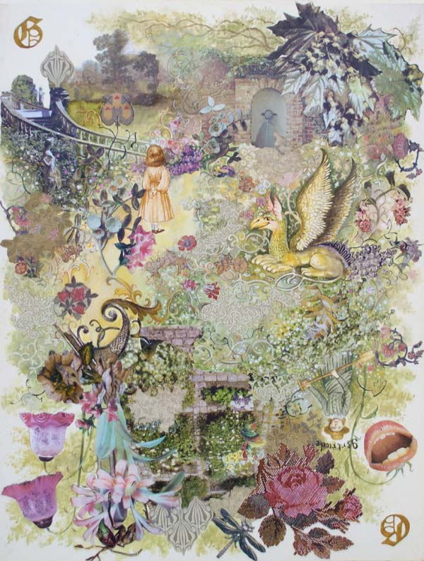 """Alice in Wonderland""-G"