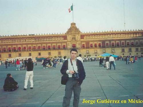 Por primera vez en Mexico