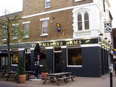 Picture of Masons Arms, SW8 4BT