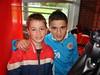 Job de Groot van ESV F1 meets Ibrahim Afellay van PSV 1