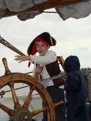 alex running the ship (Angie King Photography) Tags: family sydney pirateship