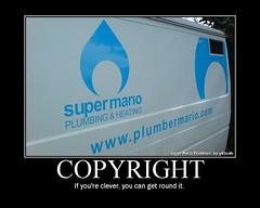 Copyright Motivator