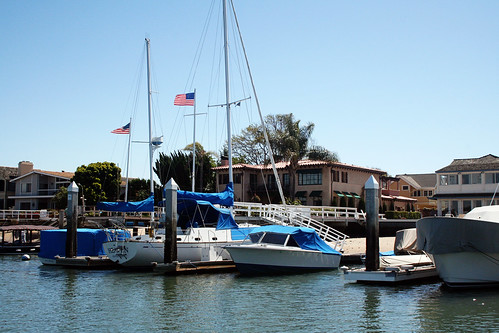 Maybe Not Bill Medley's House - Balboa Harbour