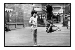 flying girl (fly) Tags: film blackwhite asia vietnam fly simonkolton