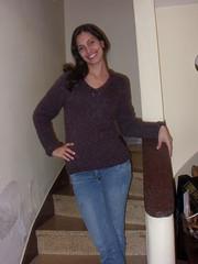 Andrea Botto, modelo, advogada e gateira