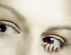 let me out (claudiaveja) Tags: eye me self out photography stock images license definition getty concept transylvania let gettyimages cluj invited royaltyfree rightsmanaged claudiaveja rightmanaged