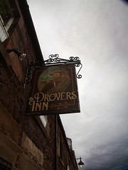 The Drover's (closed) (cheesemonster) Tags: sign scotland pub closed notice alba escocia hanging scotia caledonia schottland drovers scottland ecosse eastlothian scozia eastlinton creaking bonniescotland     shotland  scotsland shottland thelinn scottsland
