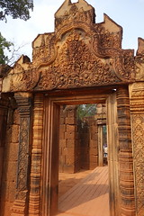 Cambodia - Angkor Banteay Srei (Alf Igel) Tags: banteaysrei angkor angkorthom siemreap kambotscha cambodia wat temple tempel khmer hindu hindi