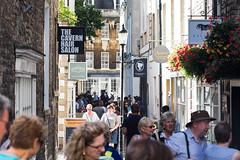 Bath Street (Daveography.ca) Tags: unitedkingdom busy england britain bath greatbritain bustling crowd street somerset uk gb