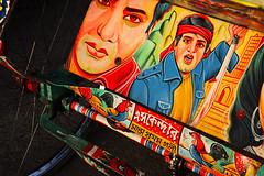 Dhaka, Bangladesh (Jim Shannon) Tags: streetart art asia handpainted canon5d dhaka rickshaw bangladesh brightcolour rickshawart travelphotography documentaryphotography adventurephotography 2470lens travelanddocumentaryphotography mg0648800px wwwjimshannonnet travelanddocumentaryphotographyfromaroundtheworld
