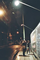 (empalagarme de mar) Tags: street city night lights luces noche calle buenos aires capital