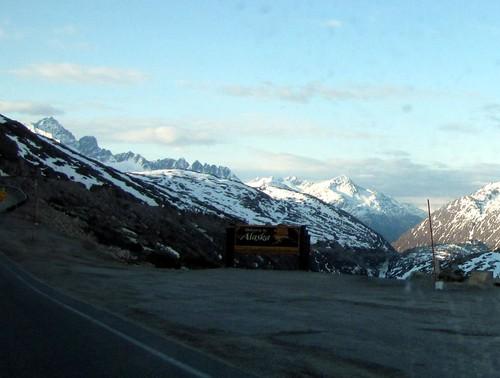 Alaskan drive - day 13-18