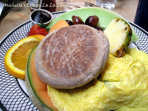 Costa Mesa Omelette Parlor- Mrs. Beecher's Delight