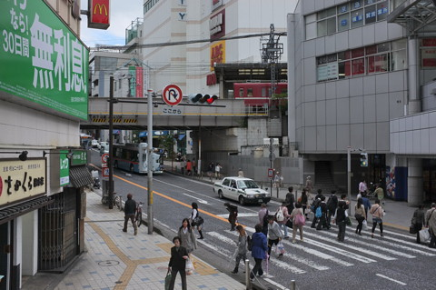 横須賀中央・若松飲食店街