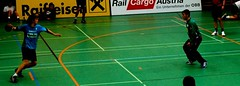 Handball Siebenmeter von Kelvyn Ornette Sol Marte