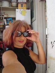 New sunglasses (mckenzieo) Tags: selfportrait atarmslength armslength artistatwork artstudio pensacolafl personalenvironment specialprojects downtownpensacola mckenzieoerting purplehairedchick mckenzieo purplehairedartist crazysexycancer artistinstudio survived2years cancerbecomesme messyisthenewneat livingwithclutter