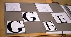 Isia Urbino: lettering 1997-98
