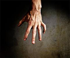 Hanging Hand