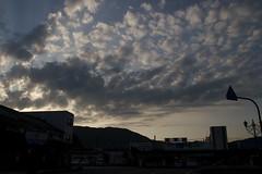 早朝のJR敦賀駅