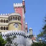 Sintra: Palácio Nacional da Pena