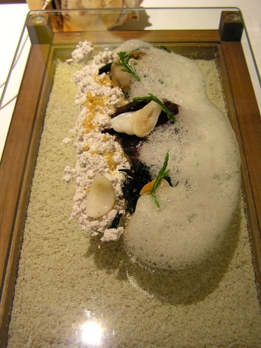 fat duck seafood