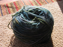 Blue Moon Fiber Arts, LunaSea Peru