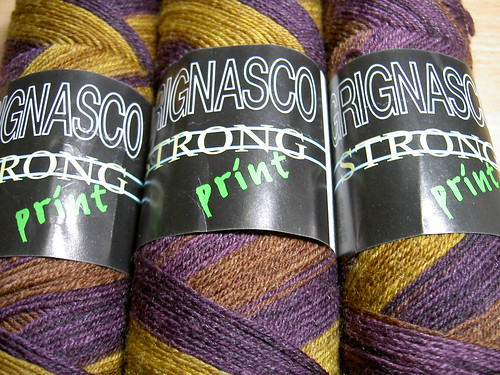 Grignasco Strong Print