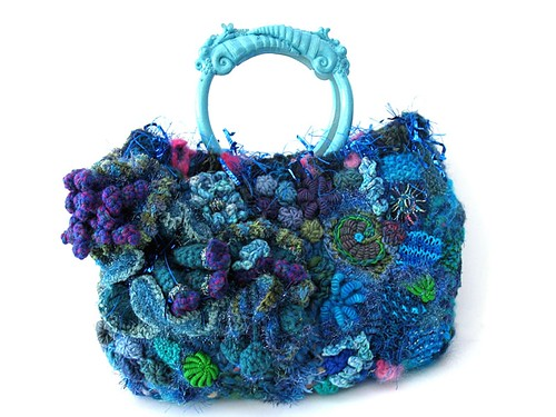 chainlink silent auction bag front