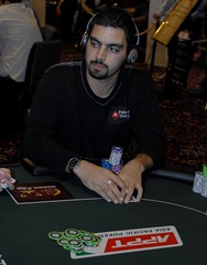 APPT Macau 2007 High Roller Event: Emad Tahtou