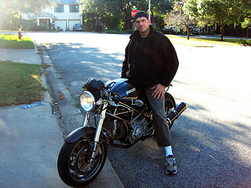 monster with clip ons - speedzilla motorcycle message forums