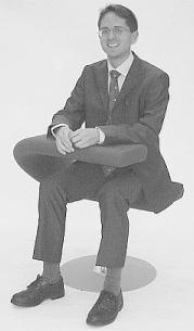 Thomas Mühlpointner, bei der Arbeit