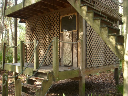 Peacock Hut