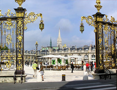 Most beautiful royal square in Europe (Bn) Tags: vacation holiday france topf25 unesco nancy highfive traveling soe amateurs blueribbonwinner placestanislas flickrsbest 25faves abeauty platinumphoto wowiekazowie diamondclassphotographer megashot amateurshighfive ishflickr invitedphotosonly theperfectphotographer scenicsnotjustlandscapes