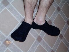erics fuzzy feet