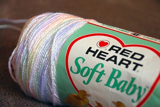 Ravelry Red Heart Soft Baby Multi