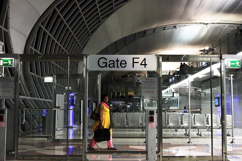 Gate F4