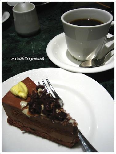 國賓飯店阿眉快餐廳套餐後甜點飲料